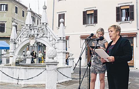 Direktorica Centra za socialno delo Koper Marija Perković.