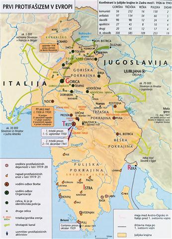 Pionirsko uporniška Primorska