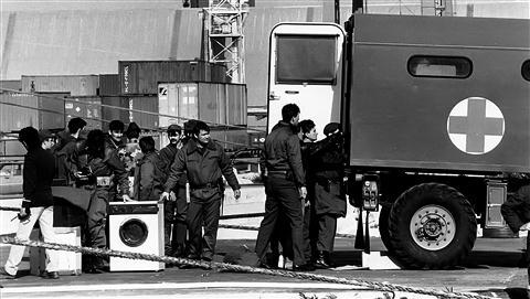 Jugoslovanska vojska je na krov jemala vse, kar je le lahko odnesla