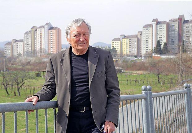 Arhitekt in urbanist Tomaž Vuga je tesno povezan z zgodovino in sedanjostjo Nove Gorice.