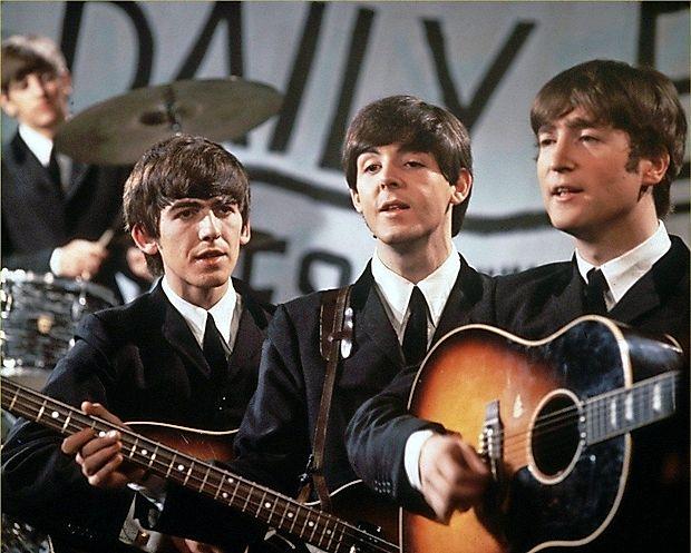 The Beatles v zgodnjem obdobju, ki ga opisuje dokumentarec Rona Howarda.