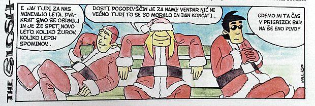 S strani 7.vala se je The Closh poslovil 29. decembra 2006.