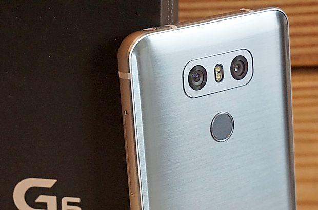 LG G6, dvojna kamera za popolno doživetje fotografiranja.
