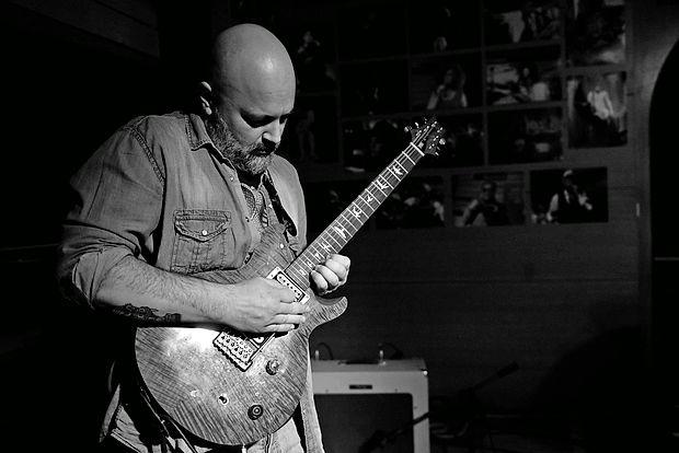 Renato Brainich, mojster melodij in hitrih prstov.