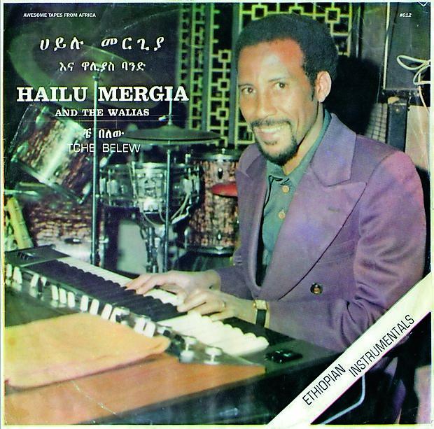 Z etiopijskimi melodijami prihaja tudi Hailu Mergia.