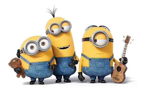 Animirani film Minioni je bil najbolj gledani film lanskega  leta.