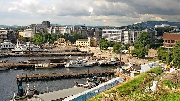 Oslo, glavno mesto Norveške