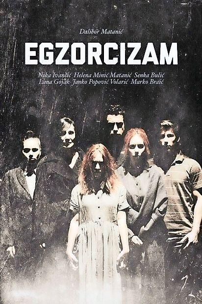 Egzorcizem Daliborja Matanića je najprej zaživel kot gledališka predtstava.
