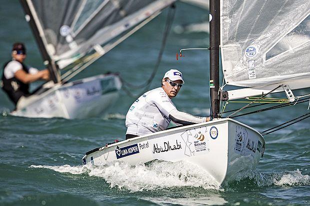 Vasilij Žbogar je že dalj časa povsem osredotočen na svoj  peti olimpijski nastop.