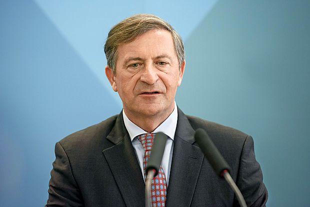 Zunanji minister Karl Erjavec