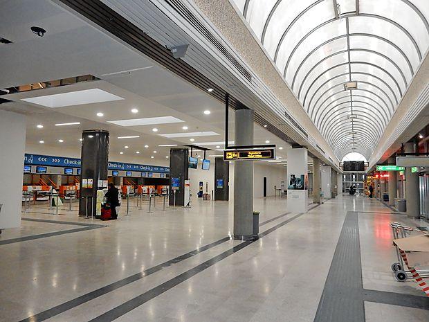 Letališče na Ronkah