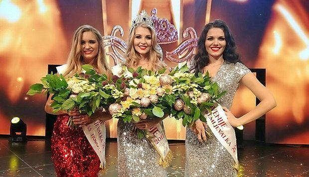 Letošnja Miss Slovenije je Maja Zupan iz Britofa pri Kranju.  Prva spremljevalka je postala Lana Krajnc iz Maribora, druga  pa Patricija Finster iz okolice Gornje Radgone.