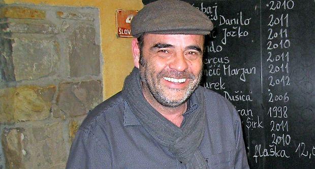 Jean Michel Morel, srce in duša vinske kleti Kabaj