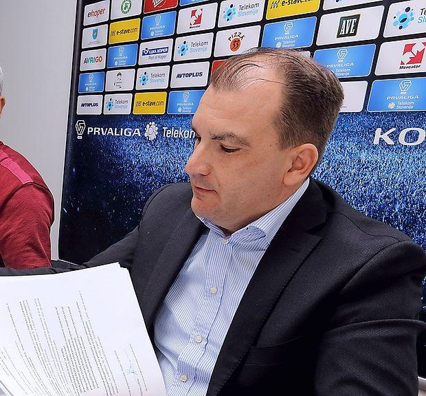 Direktor Javnega stanovanjskega sklada Mestne občine  Koper Goran Malenić