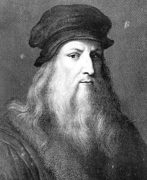 Leonardo da Vinci velja za mojstra enigmatičnosti.