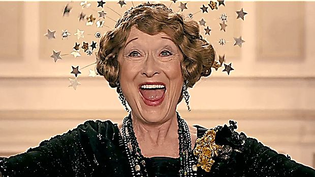Meryl Streep v filmu Florence Foster Jenkins