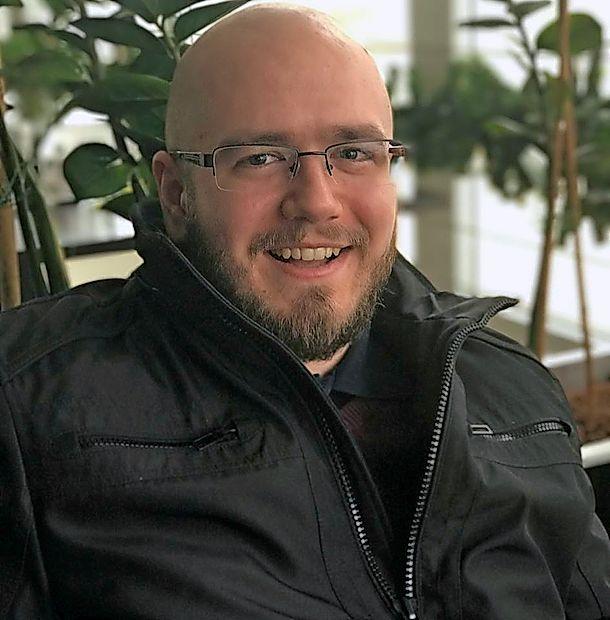 Avtor računalniške igre Mordhau Marko Grgurovič