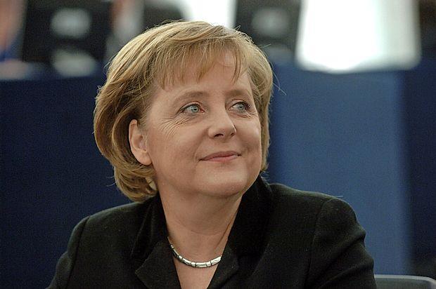 Nemško kanclerka Angela Merkel