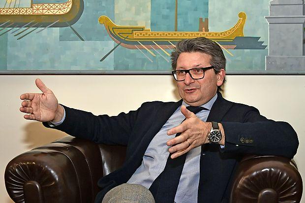 Predsednik Oblasti pristaniškega sistema vzhodnega Jadrana Zeno D