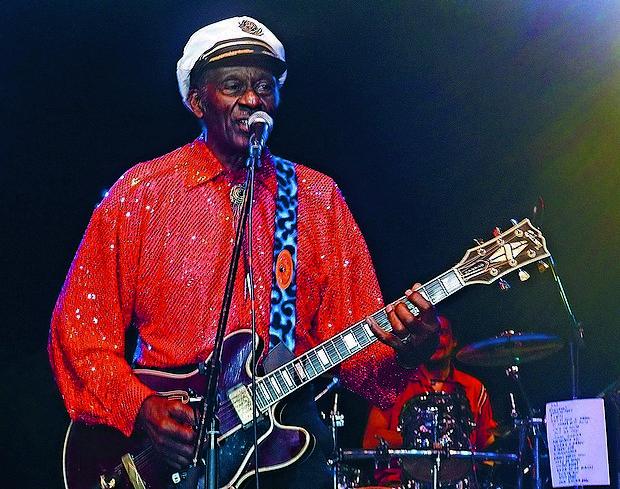 V 91. letu starosti je v soboto preminil Chuck Berry, eden od  pionirjev modernega rock