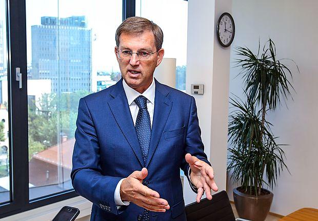 Slovenski premier Miro Cerar