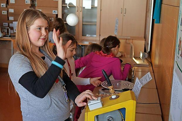 Osnovna šola Koper se je za dva dni v minulem tednu  spremenila v pravi eksperimentalni laboratorij.