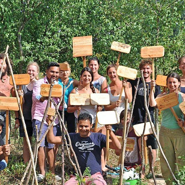 Projekt Trajnostni park Istra je v zadnjih štirih letih gostil že  več kot 600 prostovoljcev iz 43 držav sveta.