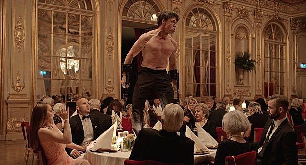 Na 70. filmskem festivalu v Cannesu je zlato palmo prejel  švedski film The Square Rubena Östlunda.