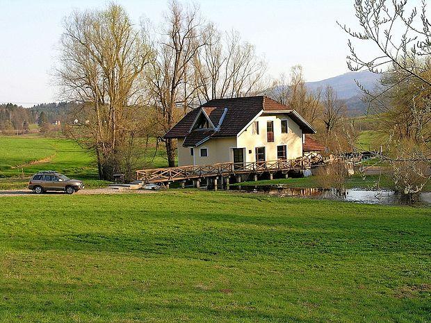Izvir Jelševniščice ob turistični kmetiji Zupančič v Jelševniku  pri Črnomlju je znan kot eno od treh do zdaj odkritih  belokranjskih nahajališč črne človeške ribice.