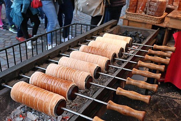 Vrste za značilni, sladki madžarski kurtos so vsako leto  daljše.