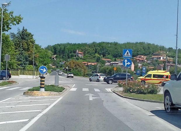 Križišče pri bolnišnici je ena od nevarnih točk v prometu, ki se jo že trudijo urediti.