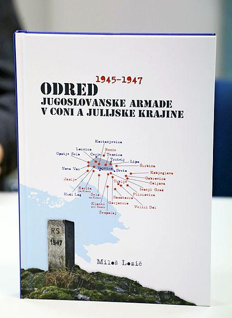 Odred je odigral pomembno vlogo v času med koncem vojne  in priključitvijo Primorske Jugoslaviji.