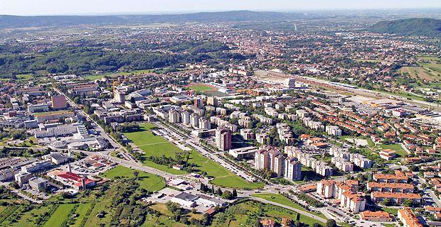 Nova Gorica danes