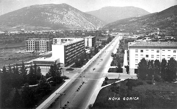 V šestdesetih letih se je postopoma šele širilo proti severu  ...