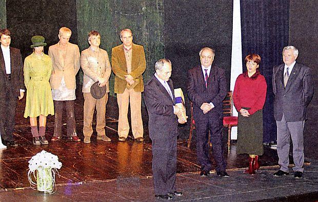 Ena od prelomnic je bila leta 2003, ko je Primorsko dramsko  gledališče postalo Slovensko narodno gledališče.