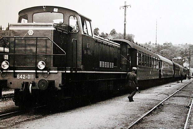 """Naš Prepih je tako ujel, kako so na železnicah nekoč """"naredili  prepih""""."""