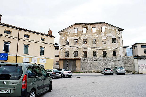 Območje Starega mlina je ena od strateških   lokacij v mestu,  a je neizkoriščena.