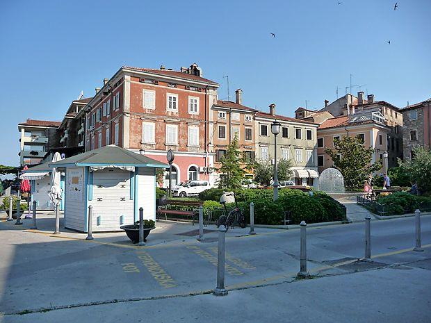 Park, ki  za zdaj še nima  imena, bo kmalu Park Borisa  Benčiča.