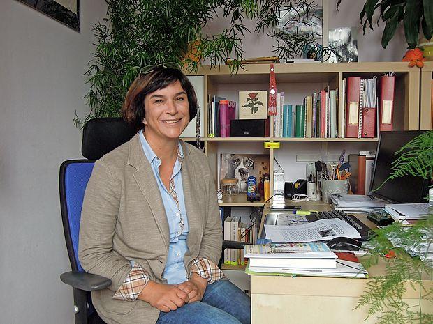 Luana Malec je vesela, da slovenska knjiga potuje k Slovencem onstran meje.