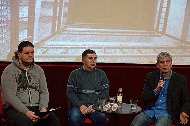 Dokumentarni film Dom bo na sporedu Art kina Odeon do  torka, 1. marca.