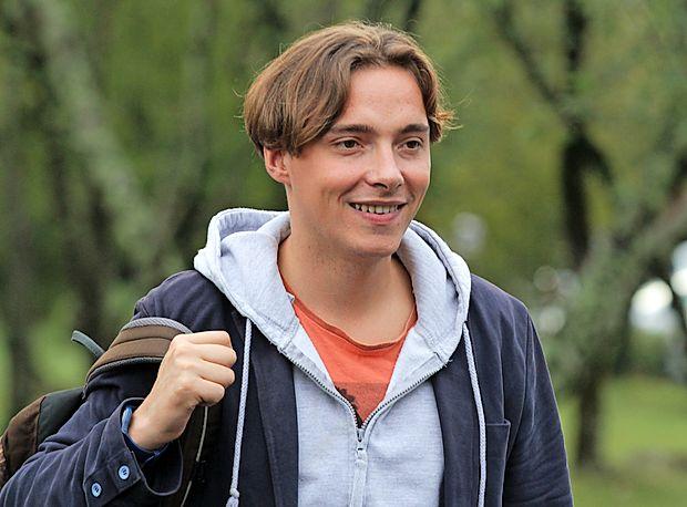 S štipendijo Srednjeevropske pobude bo pozimi v Ljubljani  ustvarjal mladi ukrajinski pisatelj Andrij Ljubka.