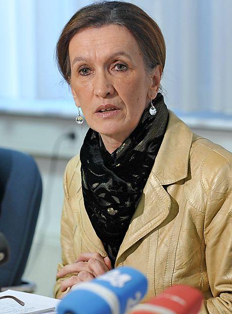 Barbara Brezigar je med ženskimi  kandidatkami doslej dosegla najboljši rezultat.