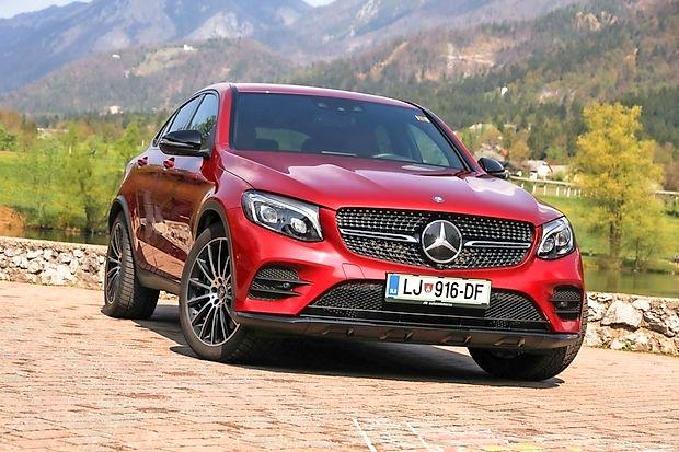 Mercedesu je uspel vrhunski izdelek, tudi oblikovno.