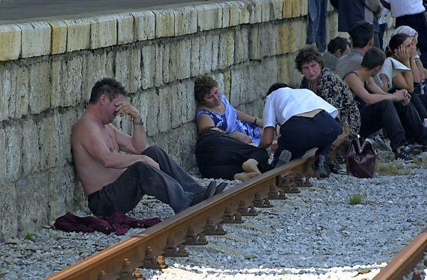 Med ilegalnimi prebežniki prek slovenskih državnih mej je bilo  letos največ državljanov Afganistana.