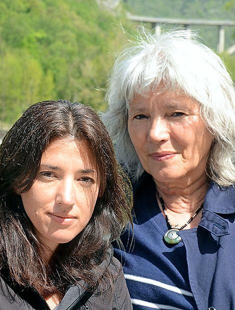 Anja Medved in Nadja  Velušček (4)