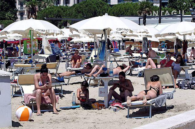 Portoroški hotelirji so imeli že lani dobro sezono, letos pa je še  boljša.