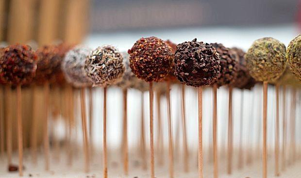 Čokoladne kroglice