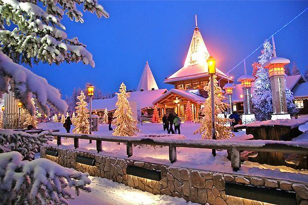 Uradni kraj božičkovega bivališča sicer ni natančno določen,  med najbolj verjetne pa se prav gotovo uvršča Rouvaniemi.