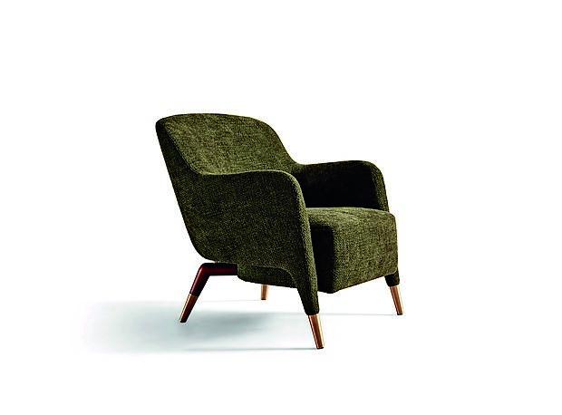 Naslanjač slovitega arhitekta in oblikovalca Gia Pontija.  Original je nastal sredi prejšnjega stoletja. Danes ga izdeluje  Molteni & C.