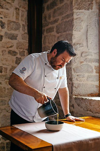 Rudolf Štefan, prvo ime hrvaške kulinarike.